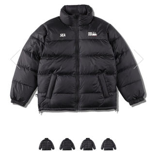 THE NORTH FACE - FIRST DOWN × Wind and sea DOWN JACKET