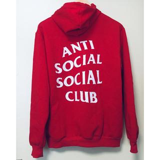 アンチ(ANTI)のアンチソーシャルソーシャルクラブ パーカー(パーカー)