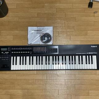 ローランド(Roland)のアノマリーさま専用 Roland A-800PRO 61鍵(MIDIコントローラー)