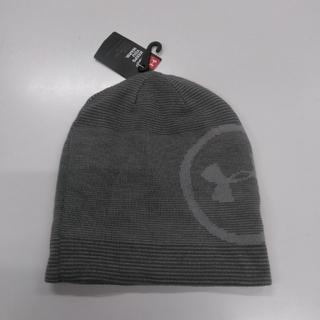 アンダーアーマー(UNDER ARMOUR)の新品 アンダーアーマー 帽子 ニット ビーニー(ニット帽/ビーニー)