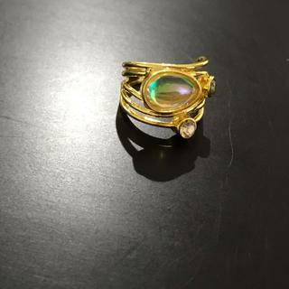 オパール リング(リング(指輪))