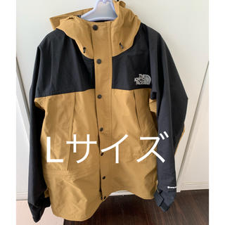 THE NORTH FACE - the north face mountain light jacket BK