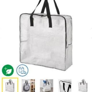 ikeaセールdimpa ディムパ便利で人気☺︎IKEA 収納袋 ディムパ ♥️