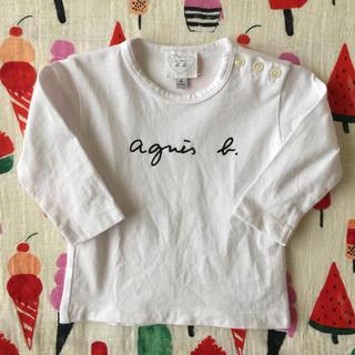 アニエスベー(agnes b.)のアニエス・ベー ロゴTシャツ♡*゜(Tシャツ)