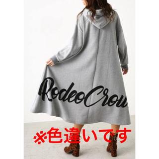 RODEO CROWNS - ロデオクラウンズ フレアワンピース