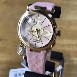 Vivienne Westwood - 【新品】ヴィヴィアン ウエストウッド 腕時計 VV006PKPK ピンク