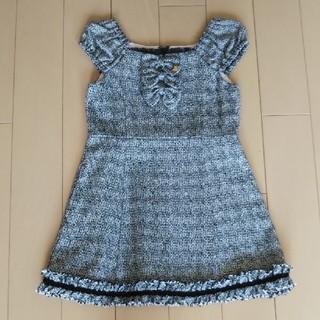 シャーリーテンプル(Shirley Temple)のシャーリーテンプル ワンピース 120cm(ドレス/フォーマル)
