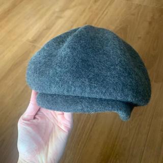 カオリノモリ(カオリノモリ)のベレー帽 カオリノモリ 美品(ハンチング/ベレー帽)