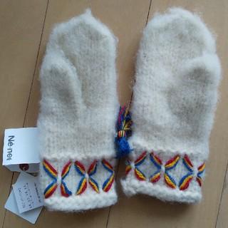 Ne-net - ネネット⭐️ミトン手袋