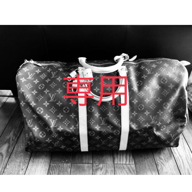 LOUIS VUITTON(ルイヴィトン)のヴィトン ボストンバッグ キーポル55 レディースのバッグ(ボストンバッグ)の商品写真