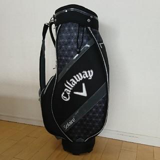 キャロウェイゴルフ(Callaway Golf)の【キャロウェイ】ゴルフ キャディバッグ callaway 新品 未使用(バッグ)