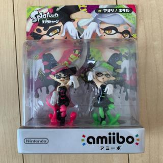 Nintendo Switch - シオカラーズ amiibo アミーボ splatoon アオリ ホタル