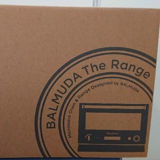 バルミューダ(BALMUDA)のバルミューダ  ザ  レンジ  K04A-BK(電子レンジ)