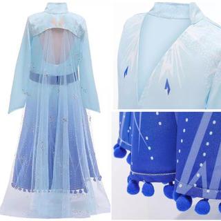 アナトユキノジョオウ(アナと雪の女王)のプリンセス エルサ ドレス(ドレス/フォーマル)