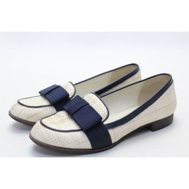 DIANA(ダイアナ)の8■DIANA リボンローファー(23.5cmKW) レディースの靴/シューズ(ローファー/革靴)の商品写真