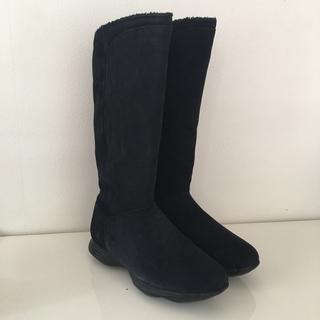 Reebok - リーボック イージートーン ブーツ 25cm  スウェード 黒