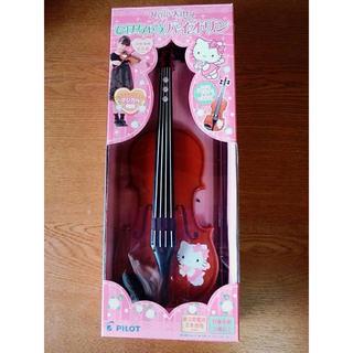 弾けちゃうバイオリン