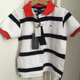 TOMMY HILFIGER - 新品タグ付⭐︎TOMMY ポロシャツ 90〜100cm