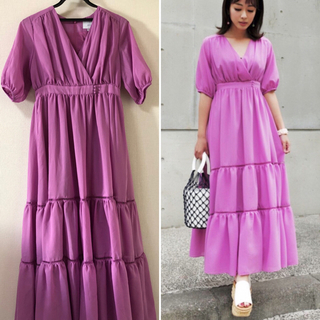 Chesty - 【新品*未使用】akiki summer maxi dress