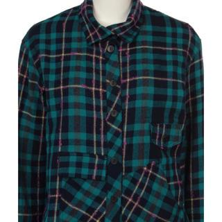 センソユニコ(Sensounico)のセンソユニコ 今期完売チェックシャツ(シャツ/ブラウス(長袖/七分))