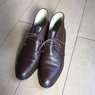 マーガレットハウエル(MARGARET HOWELL)の美品✨マーガレットハウエル  ショートブーツ(ブーツ)