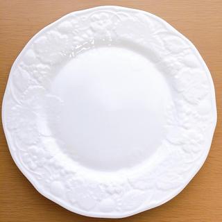 ウェッジウッド(WEDGWOOD)のウエッジウッド ホワイトプレート(食器)