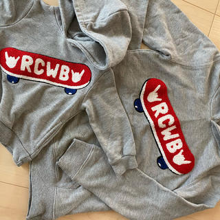 ロデオクラウンズ(RODEO CROWNS)の親子お揃い(Tシャツ/カットソー)