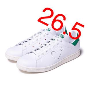 adidas - STAN SMITH☆HUMAN MADE☆26.5センチ
