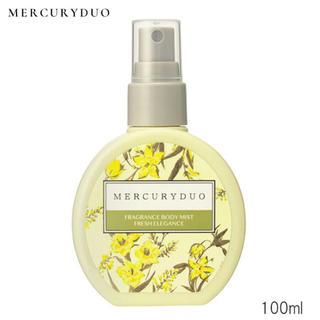 マーキュリーデュオ(MERCURYDUO)のボディミスト(香水(女性用))