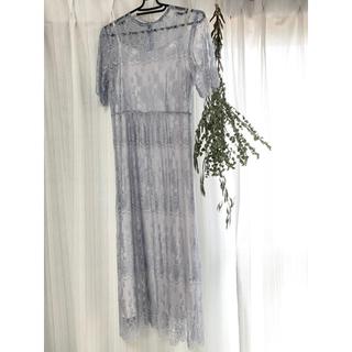 エヌナチュラルビューティーベーシック(N.Natural beauty basic)のN. (ナチュラルビューティーベーシック) ワンピース/ドレス(ロングワンピース/マキシワンピース)