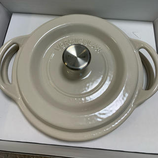バーミキュラ(Vermicular)のバーミキュラ☆オーブンポットラウンド☆BASIC14cm(鍋/フライパン)