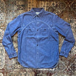 ビューティアンドユースユナイテッドアローズ(BEAUTY&YOUTH UNITED ARROWS)のデニムシャツ(シャツ)