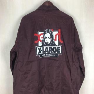 XLARGE - XLARGE ナイロンジャケット
