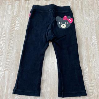 DOUBLE.B - ミキハウス  ダブルビー パンツ90サイズ