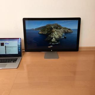 Apple - Apple Thunderbolt Display 27インチ 送料無料!