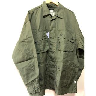 BEAMS - BEAMS SSZ 鎌倉ミリタリージャケット(トロピカルジャケット) Lサイズ