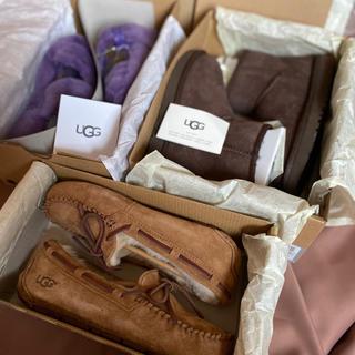 アグ(UGG)のUGG⭐️未使用3足 セット(ブーツ)