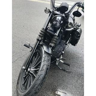 ハーレーダビッドソン(Harley Davidson)のスポーツスター アイアン(車体)