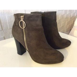 RANDA - RANDA ランダ ブーティ 靴 Mサイズ 23cm 23.5cm