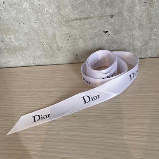 Dior - Dior ギフトリボン