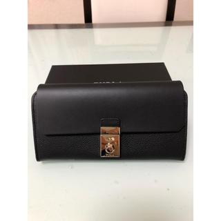 Furla - フルラ 長財布 ミラノ XLバイフォールド 黒 新品格安❣️