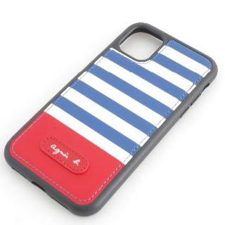 アニエスベー(agnes b.)のagnes b.(アニエス・ベー) スマホケース iphone 11用 (iPhoneケース)