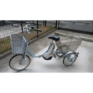 ブリヂストン(BRIDGESTONE)の電動アシスト三輪車Assista(自転車本体)