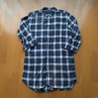レイジブルー(RAGEBLUE)のRAGE BLUE レイジブルー ロング丈シャツ(シャツ)