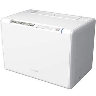 ミツビシ(三菱)の【送料無料】スチームファン蒸発式加湿器 ルーミスト SHE120SD-W(加湿器/除湿機)