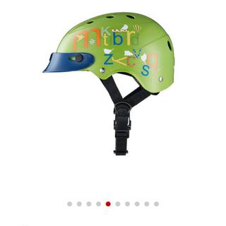 ブリヂストン(BRIDGESTONE)のブリジストン 自転車用キッズヘルメット 1才から(その他)