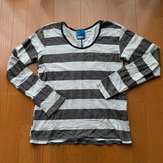 レイジブルー(RAGEBLUE)のRAGEBULE レイジブルー ボーダーTシャツ(Tシャツ/カットソー(七分/長袖))