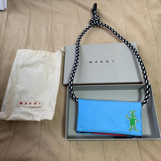 Marni - MARNI マルニ ショルダーウォレット カバン 財布
