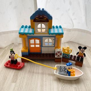 Lego - ミッキー&フレンド ビーチハウス
