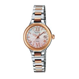 カシオ(CASIO)のSHEEN♡SHW-1700(腕時計)